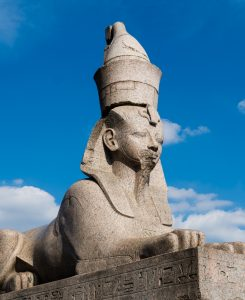 Sphinx St Petersburg Russia tour Egyptology