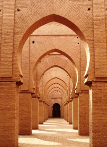 Tin Mal Mosque Morocco tour Spain tour Moors