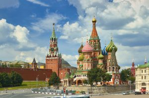 red square Russia tour archaeology tour