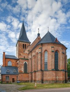 Tartu St. John Church Baltics tour
