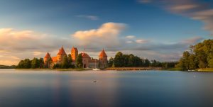 Trakai Castle Lithuania Crusades Tour Baltics