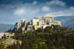 Acropolis Greece Educational tour archaeology