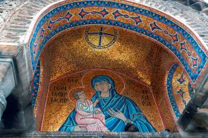 Athens Little Metropolis Church Greece tour archaeology tour