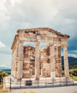 Messene Mausoleum Greece tour