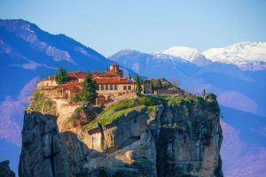 Meteora Greece archaeology tour