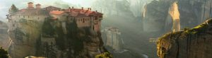 Meteora Greece tour educational tour