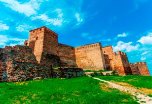 Thessaloniki castle archaeology tour Greece