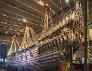 Vasa Ship archaeology tour Sweden Vikings