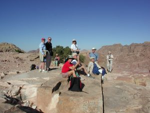 high place Petra archaeology tour