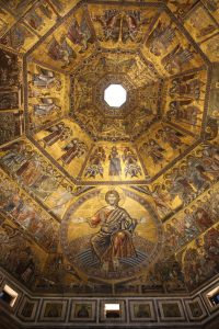 Golden Mosaic Florence Tour