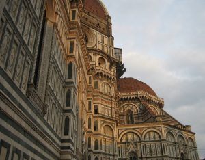 Florence Cathedral - Far Horizons Tour