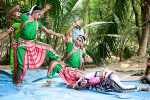 Gotipua Dance India tour