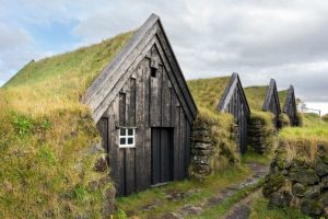 Keldur Turf Houses Viking tour Iceland