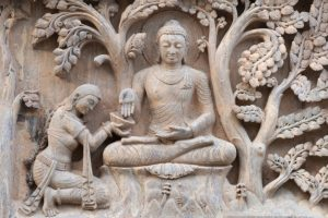 Mahabodhi Temple East India tour archaeology