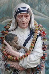 Mother Teresa MOTHER HOUSE India tour