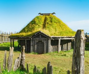 Old Norse house Viking tour Iceland