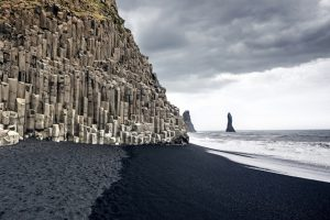 Reynisfjara Black sand beach Iceland Vikings tour