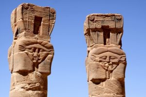 Sudan tour archaeology tour Jebel Barkal Temple of Mut