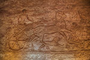Battle of Kadesh Majesty of Egypt Far Horizons Tour
