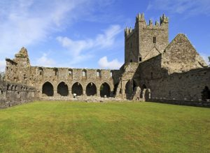 Ireland tour archaeological tour Jerpoint Abbey