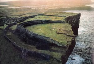 archaeological tour Ireland Dun Aengus