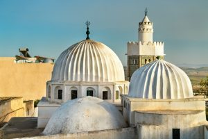 tunisia tour archaeology tour El Kef Sidi Bou Makhlouf Mosque