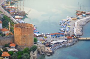 Antalya Turkey Blue Cruise