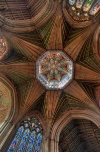 Octagon tower Ely Cathedral Far Horizons England archaeology tour