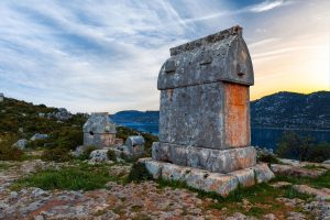 Lycia tomb Turkey private yacht tour