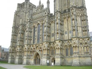 Wells Cathedral Far Horizons England archaeology tour
