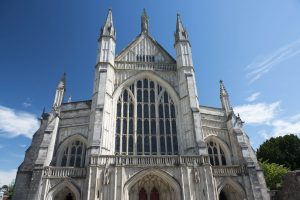 Winchester Cathedral Far Horizons England archaeology tour