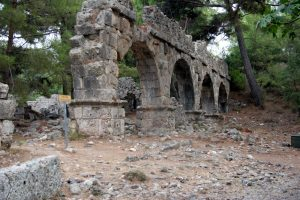 phaselis Turkey tour