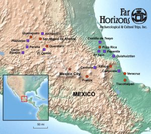 Hidden Mexico tour archaeology Veracruz Karl Taube