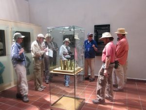 Museum people Olmec tour archaeology