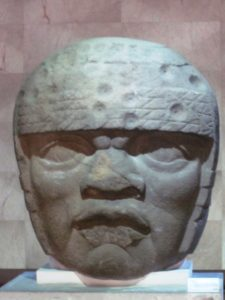 Olmec Head Xalapa Museum archaeology tour