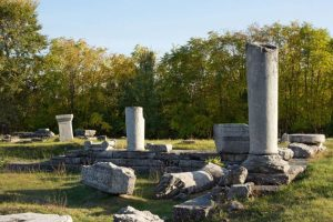 Bulgaria tour archaeology tour archaeological tour Nicopolis ad Istrum