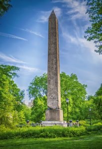 Cleopatra's Needle New York tour Bob Brier