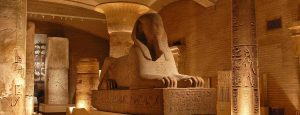 Philadelphia Museum Sphinx Egypt tour Bob Brier