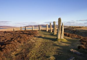 Ring of Brodgar Scotland tour Orney journey