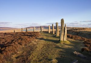 Scotland tour Orkney tour Ring of Brodgar