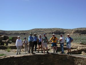 Stephen Lekson archaeology tour southwest tour Chaco group