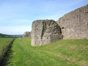 Wales tour archaeological tour Caerwent