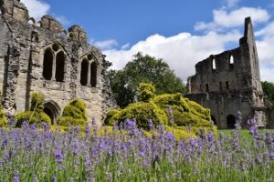 archeological tour Wales tour Wenlock Priory