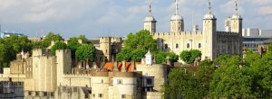 Tower of London England tour
