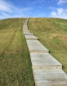 archaeology tour mound builders Poverty Point